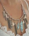 Tienda Elena - Collier Inca - 1 - bohème chic - bijoux ethniques