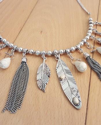 Tienda Elena - Collier Inca - 2 - bohème chic - bijoux ethniques