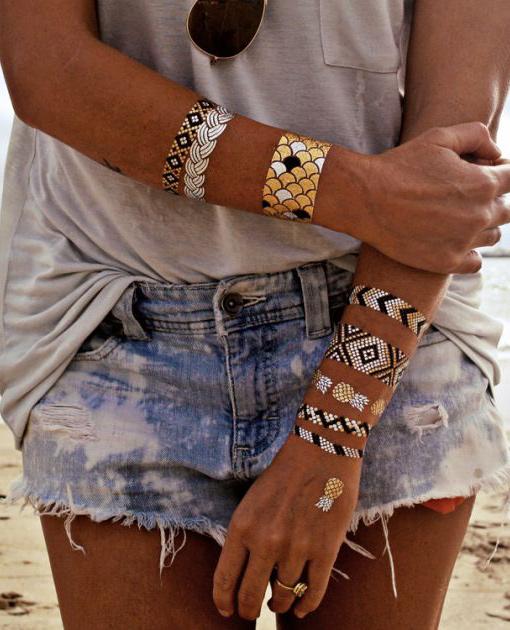 Tienda Elena - Mode et inspiration mexicaine - tattoo temporaire - bobo - 3 - bohème chic - hippie - stylelife - look bohème tendance -blog