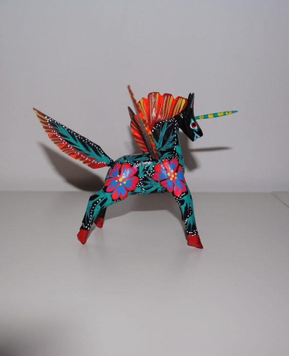 Tienda Elena - Alebrijes licorne - Fait main - hecho en mexico - colorés - Mexique - 2