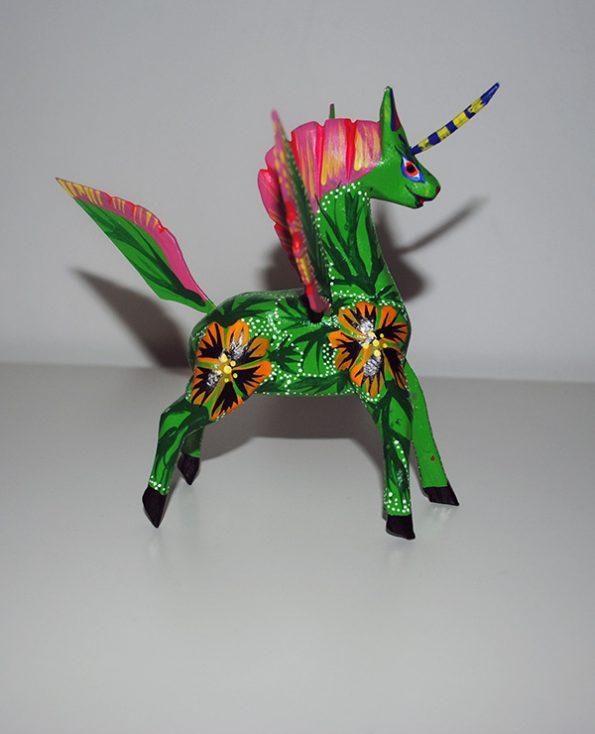 Tienda Elena - Alebrijes licorne - Fait main - hecho en mexico - colorés - Mexique - 3
