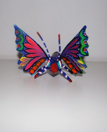 Tienda Elena - Alebrijes papillon - Fait main - hecho en mexico - colorés - Mexique - 2