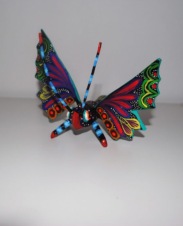 Tienda Elena - Alebrijes papillon - Fait main - hecho en mexico - colorés - Mexique - 5