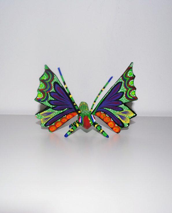 Tienda Elena - Alebrijes papillon - Fait main - hecho en mexico - colorés - Mexique - 4