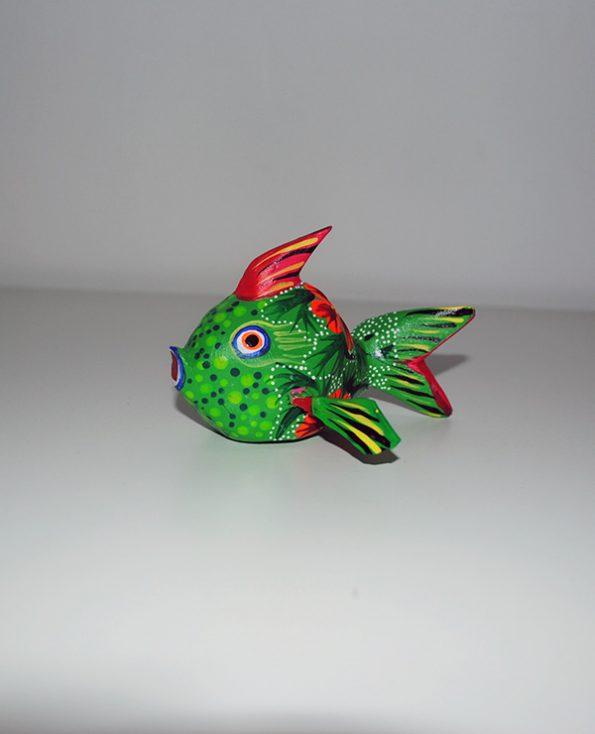Tienda Elena - Alebrijes poisson - Fait main - hecho en mexico - colorés - Mexique - 5