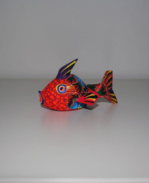 Tienda Elena - Alebrijes poisson - Fait main - hecho en mexico - colorés - Mexique - 2