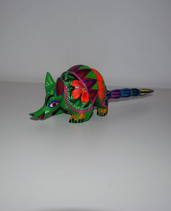Tienda Elena - Alebrijes tatou - Fait main - hecho en mexico - colorés - Mexique - 4