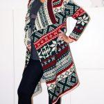 Tienda Elena - Mode et inspiration mexicaine - veste aztèque - 1 - mode bohème chic - ethnique