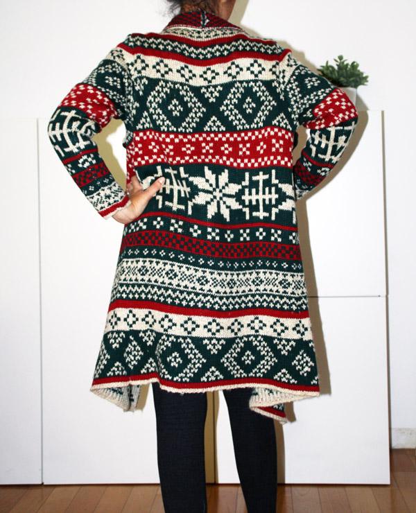 Tienda Elena - Mode et inspiration mexicaine - veste aztèque - 3 - mode bohème chic - ethnique