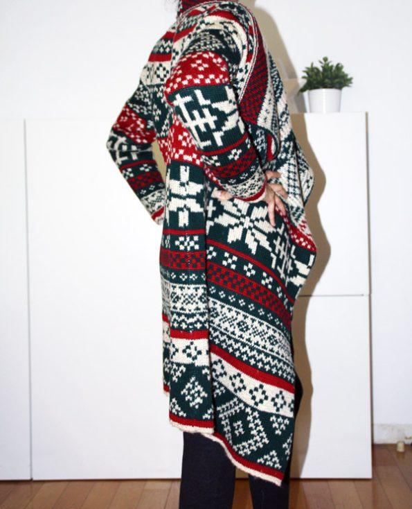 Tienda Elena - Mode et inspiration mexicaine - veste aztèque - 4 - mode bohème chic - ethnique