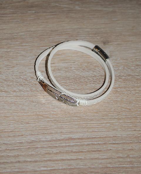 Bracelet plume - Tienda Elena - Mode et inspiration mexicaine - 3