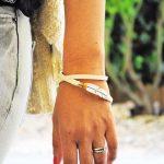 Bracelet plume - Tienda Elena - Mode et inspiration mexicaine - 4