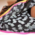 Pochette ananas - Tienda Elena - Mode et inspiration mexicaine - 3