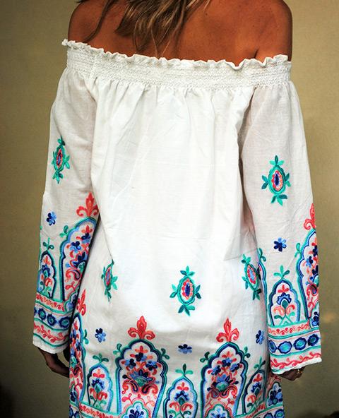 Tienda Elena - Mode et inspiration mexicaine - robe Bardot - 2