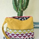 Pochette ananas - Tienda Elena - Mode et inspiration mexicaine - 2