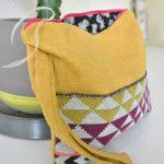 Pochette ananas - Tienda Elena - Mode et inspiration mexicaine - 1