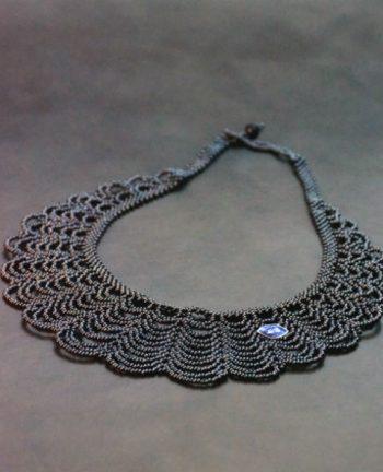 Tienda Elena - collier gypsy spirit - bijou ethnique - perles de rocaille - look bohème - amérindien - 1