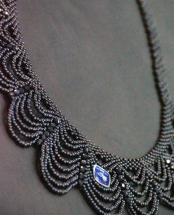 Tienda Elena - collier navajo - bijou ethnique - perles de rocaille - look bohème - amérindien - 2