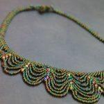 Tienda Elena - collier vie de bohème - bijou ethnique - perles de rocaille - look bohème - amérindien - 2