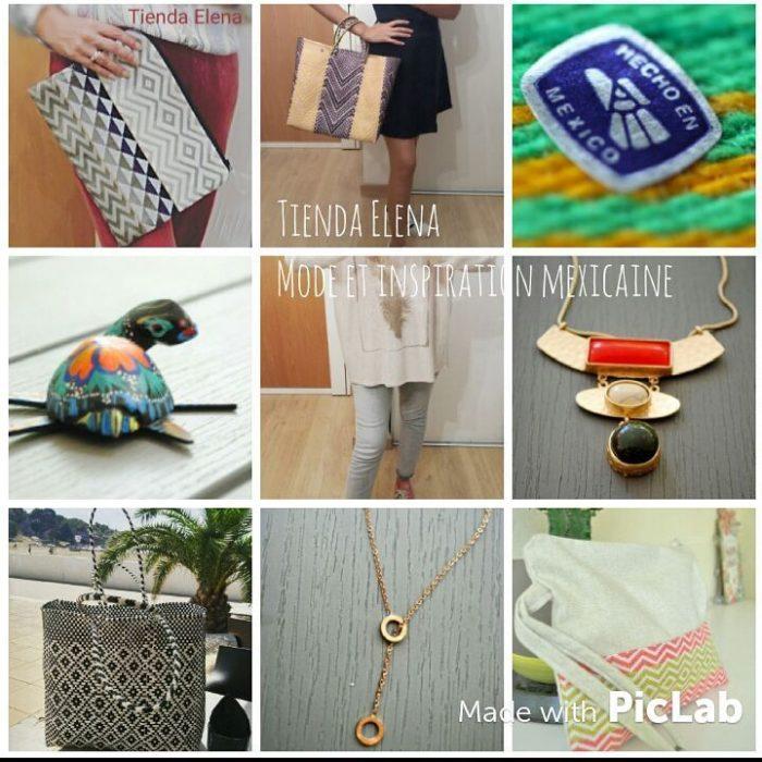 Tienda Elena - Mode Mexique - Mode et inspiration mexicaine - Boutique - Marché des créateurs - blog