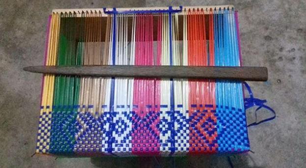 Fabrication sacs cabas mexicains - Tienda Elena