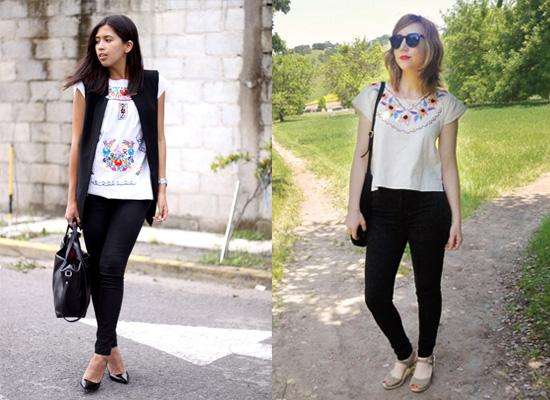 Tienda Elena - Mode et inspiration mexicaine - blouses brodées - blog - 2