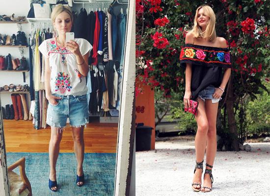 Tienda Elena - Mode et inspiration mexicaine - blouses brodées - blog - 3