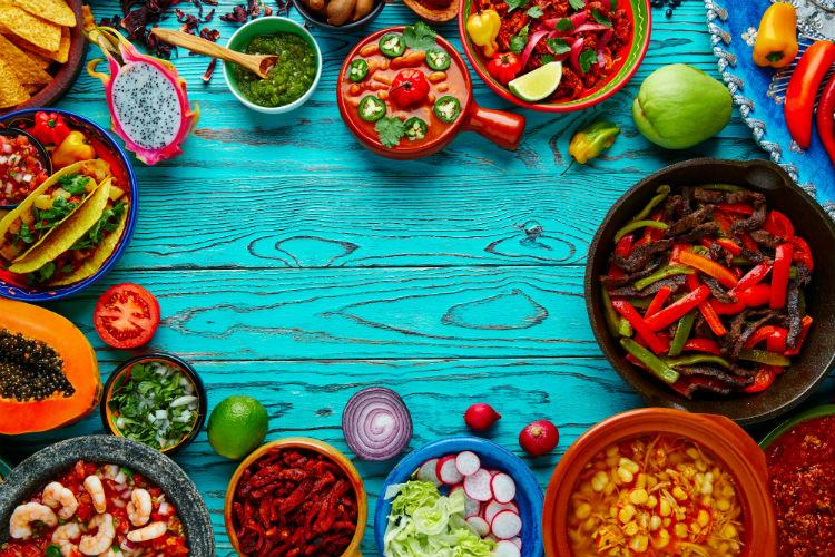 Tienda Elena - Blog - 7 recettes mexicaines saines - Mexique - Manger sain