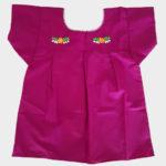 Tienda Elena - Blouse mexicaine violette - artisanat mexicain - Fait main - hecho en Mexico - style bohème chic - hippie - 2