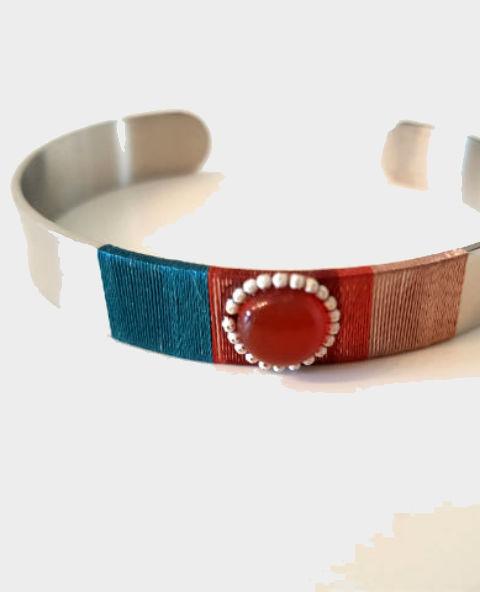 Bracelet ethnique - bijoux - accessoire - Tienda Elena - Mode et inspiration mexicaine - 2