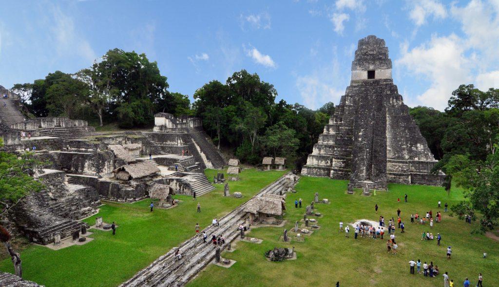 Site archéologique de Calakmul, Mexique