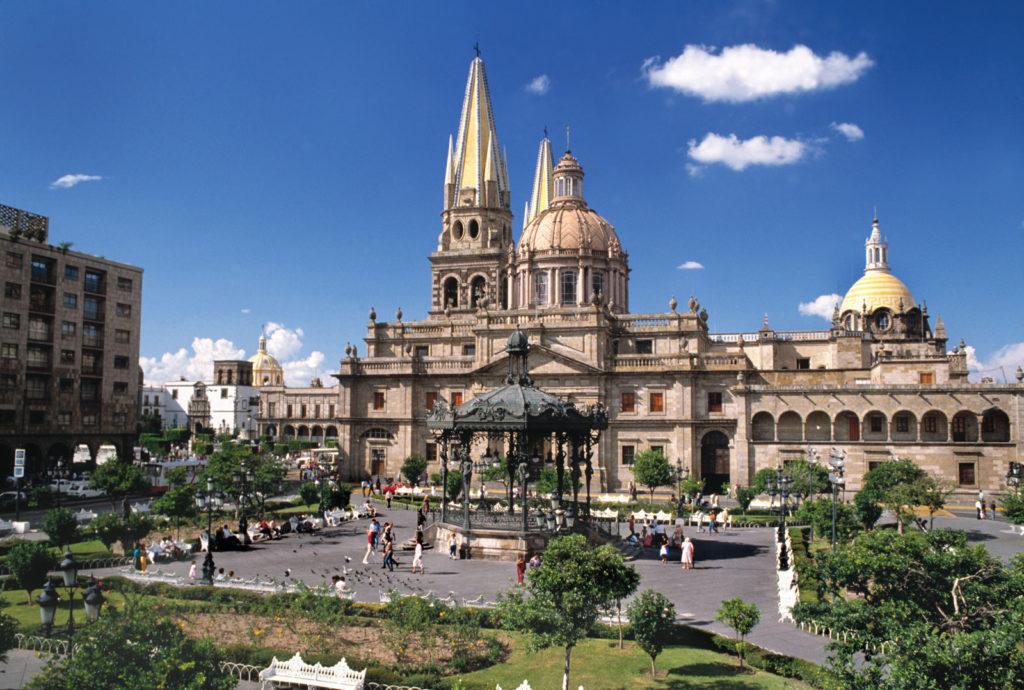 Ville de Guadalajara, Mexique