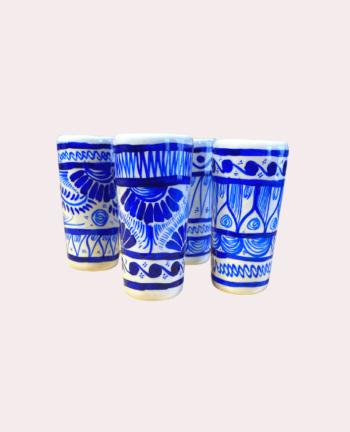 Verres à shot Tequila 1 - Tienda Elena - Déco et artisanat mexicain